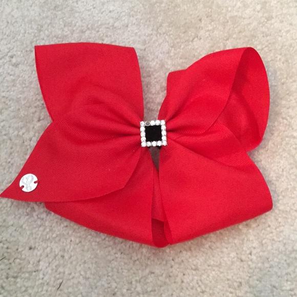 christmas jojo bow